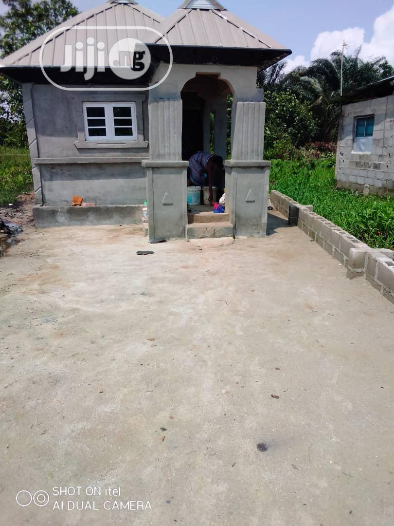 Newly Built 2 Numbers Of Roomself Con For Sale | Houses & Apartments For Sale for sale in Ikorodu, Lagos State, Nigeria