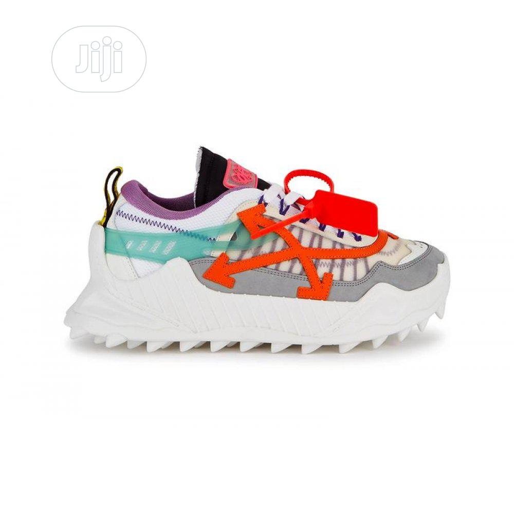 ODSY-1000 Sneaker - Off-white D111   Shoes for sale in Alimosho, Lagos State, Nigeria