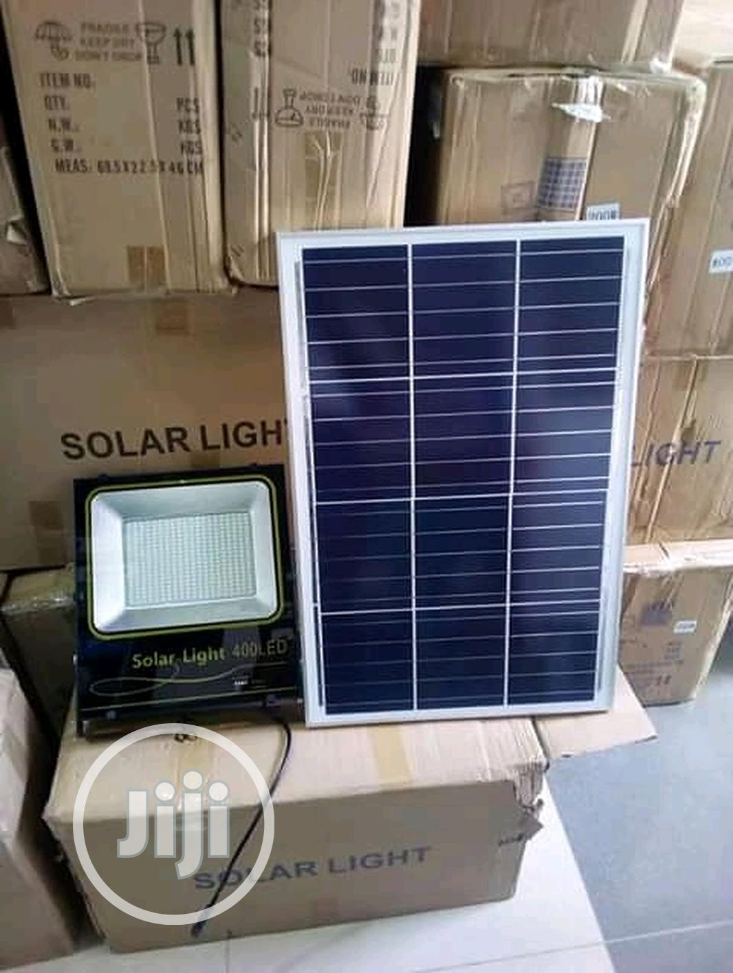 400w Solar Flood Light
