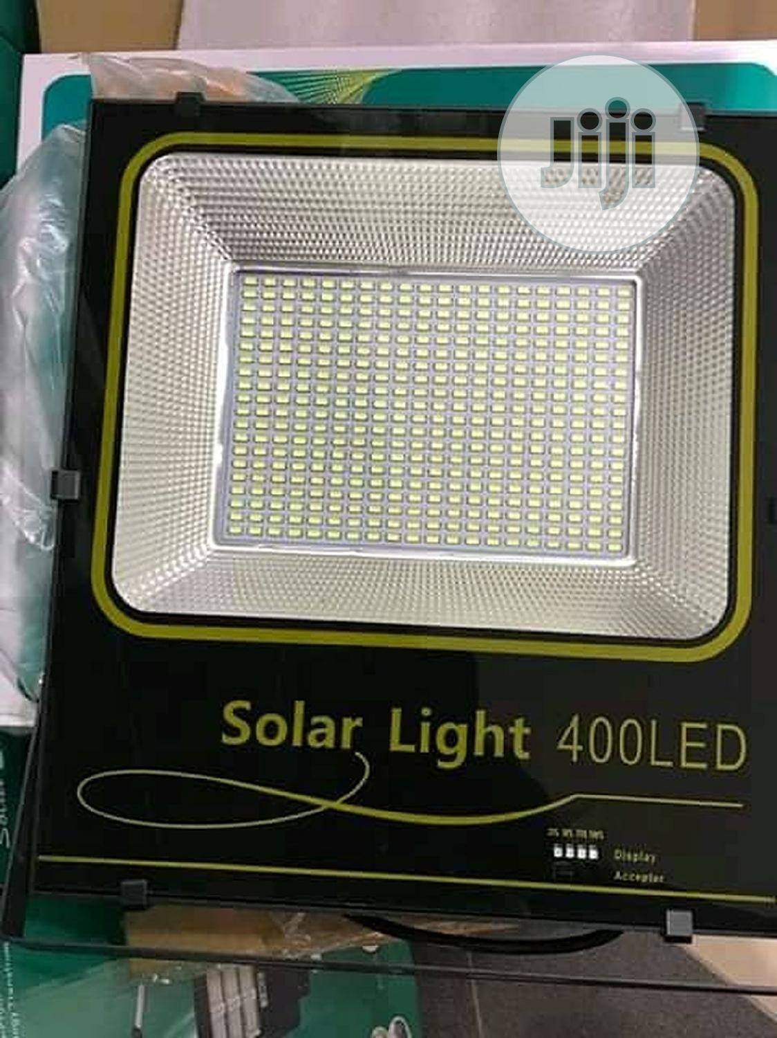 400w Solar Flood Light | Solar Energy for sale in Ojo, Lagos State, Nigeria