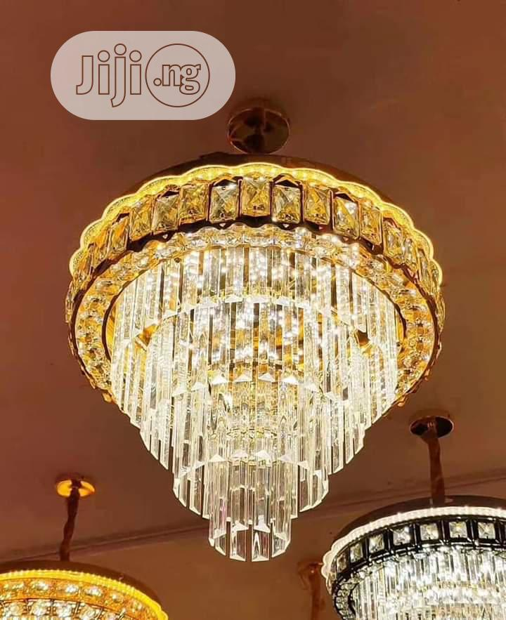 Crystal Chandelier Droplight