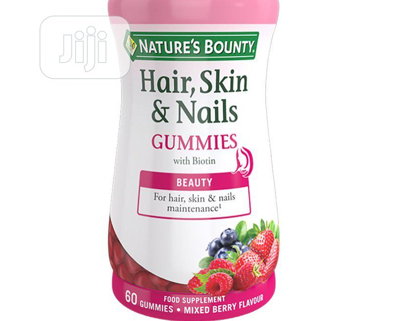 Nature'S Bounty Gummies 😍 | Vitamins & Supplements for sale in Ojo, Lagos State, Nigeria