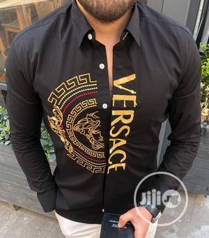 Super Quality Versace Shirts   Clothing for sale in Lagos State, Lagos Island (Eko)