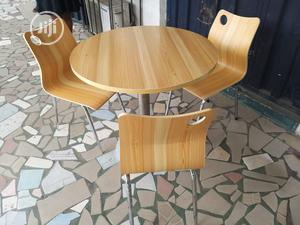 Very Unique Restaurant/Dinning Table With 4 Chairs   Furniture for sale in Lagos State, Surulere