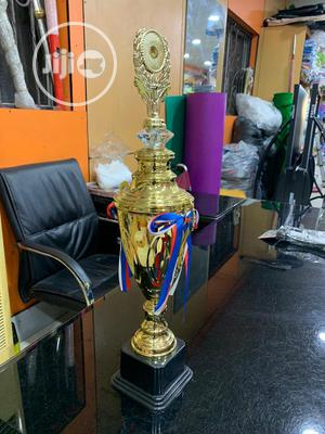 Gold Trophy   Arts & Crafts for sale in Lagos State, Maryland