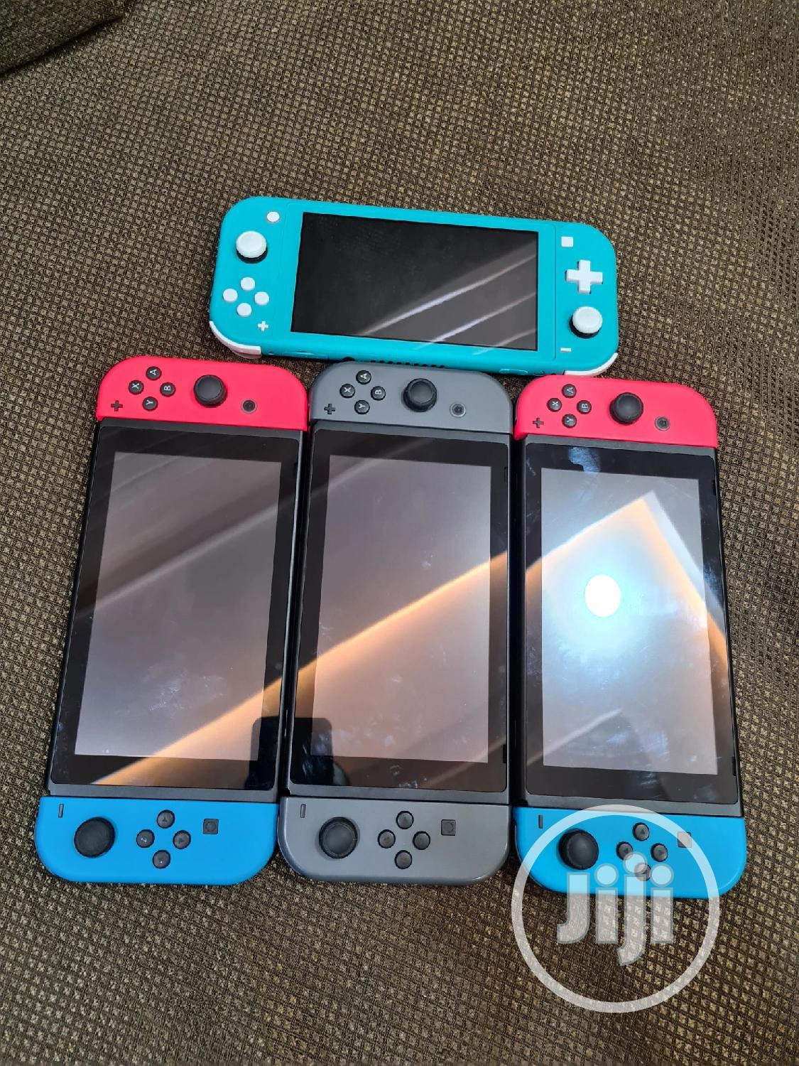 Nintendo Switch Console | Video Game Consoles for sale in Ikeja, Lagos State, Nigeria