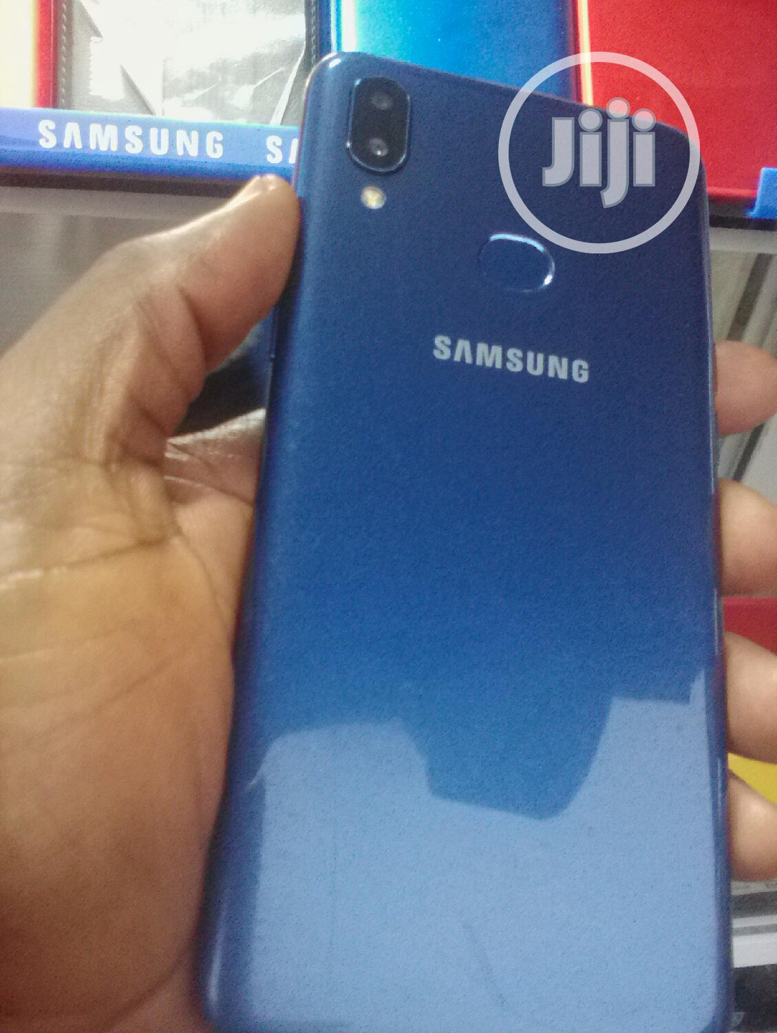 Samsung Galaxy A10s 32 GB Blue | Mobile Phones for sale in Ikeja, Lagos State, Nigeria