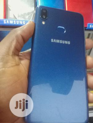 Samsung Galaxy A10s 32 GB Blue   Mobile Phones for sale in Lagos State, Ikeja