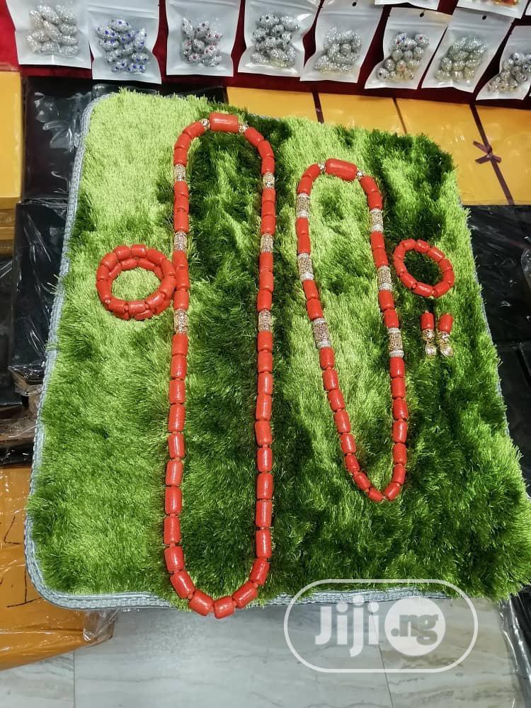Coral Beads Jewelries | Jewelry for sale in Lagos Island (Eko), Lagos State, Nigeria
