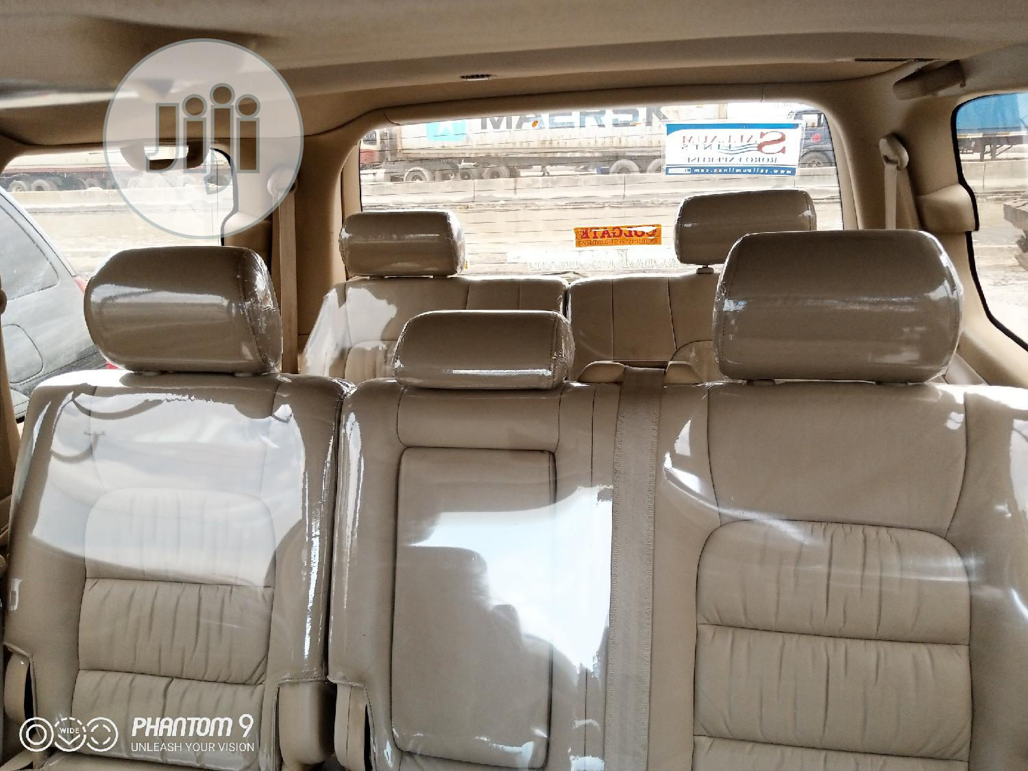 Lexus LX 2002 White | Cars for sale in Apapa, Lagos State, Nigeria