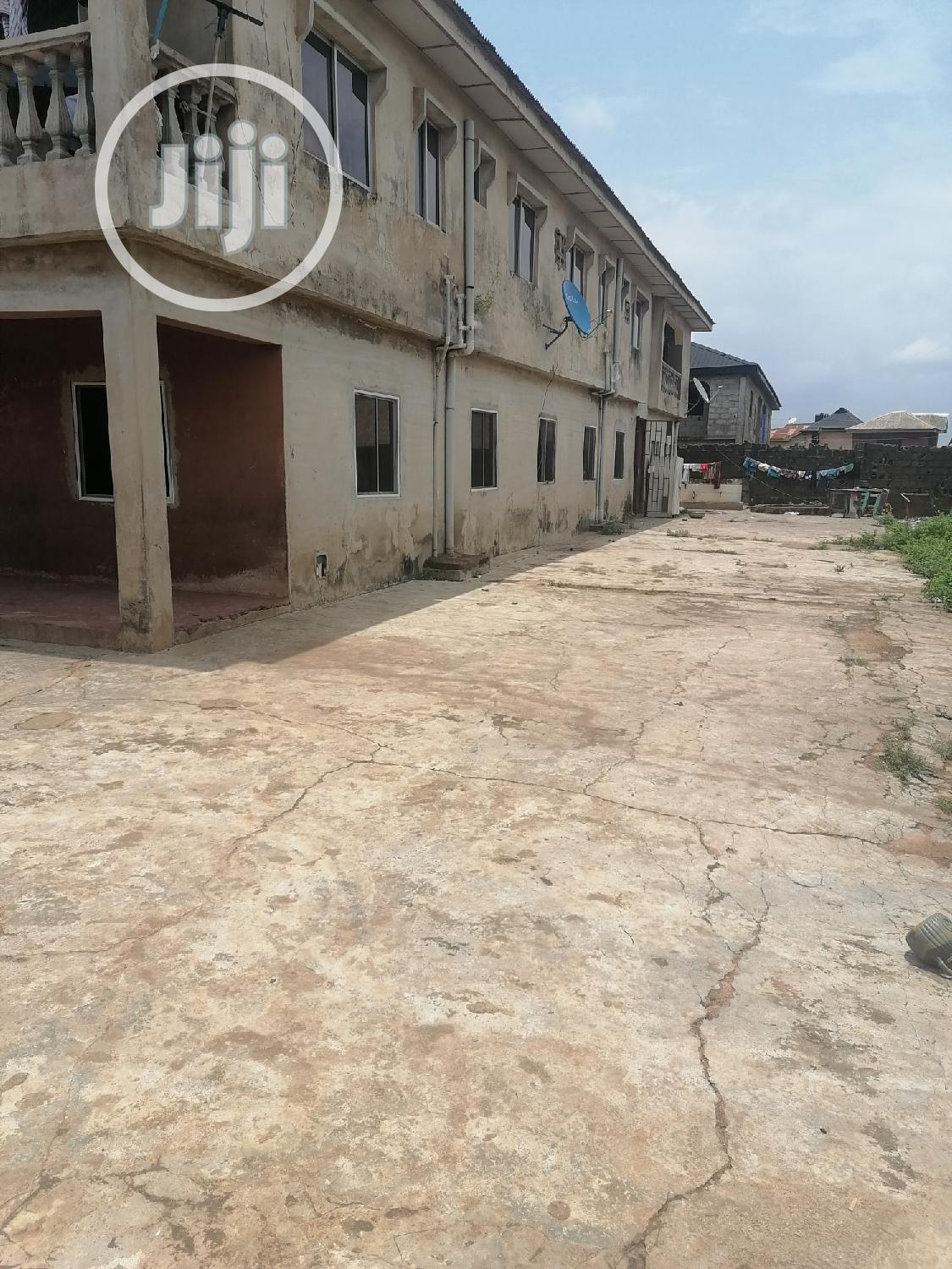 The 2 Building Is 4sale on a 2 Plot of Land at Odogunyan | Houses & Apartments For Sale for sale in Ikorodu, Lagos State, Nigeria