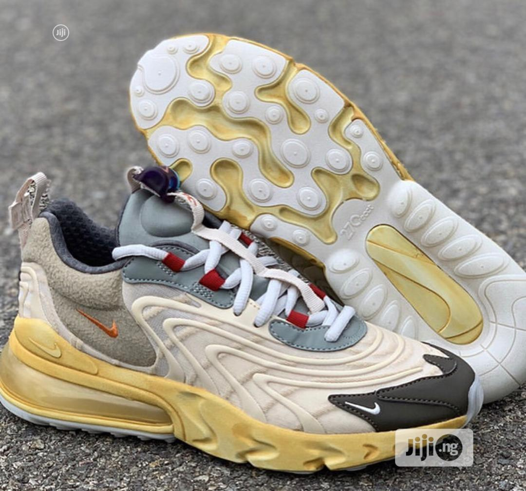 Travis Scott Nike Air Max 270 - Nike D111 | Shoes for sale in Alimosho, Lagos State, Nigeria