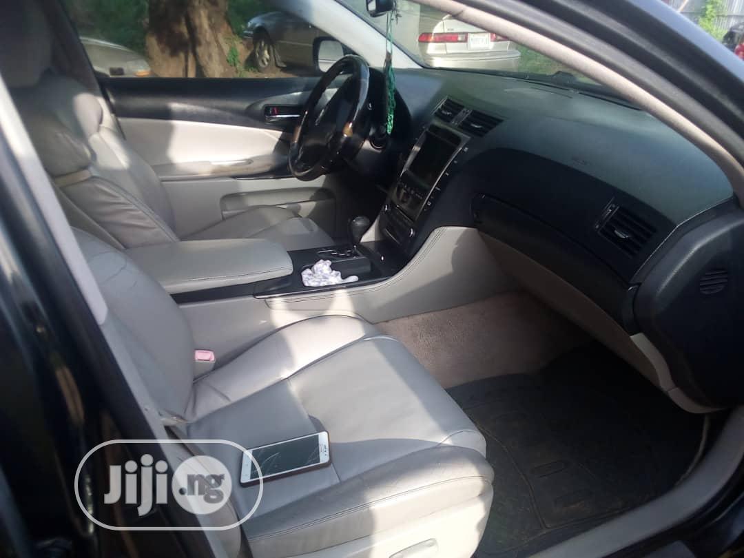 Archive: Lexus GS 300 2008 Black