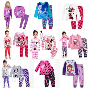 Kiddies Character Night Wear(2pcs) | Children's Clothing for sale in Lagos State, Alimosho