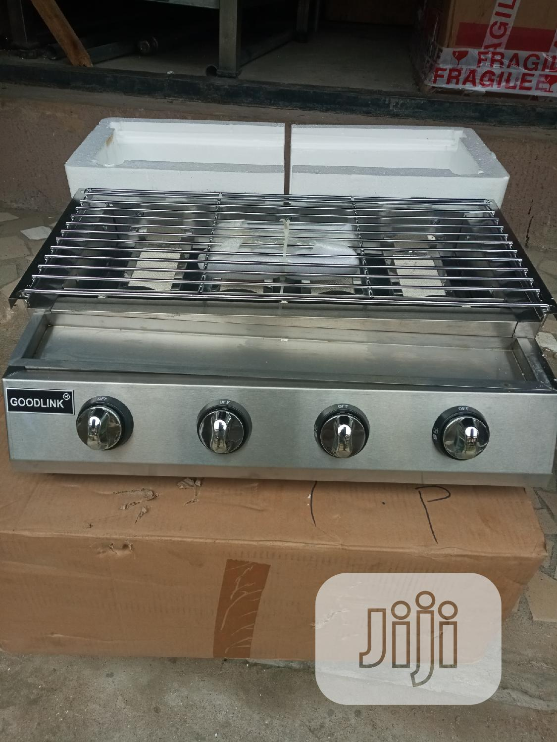 Gas Grill Machine | Restaurant & Catering Equipment for sale in Apo District, Abuja (FCT) State, Nigeria