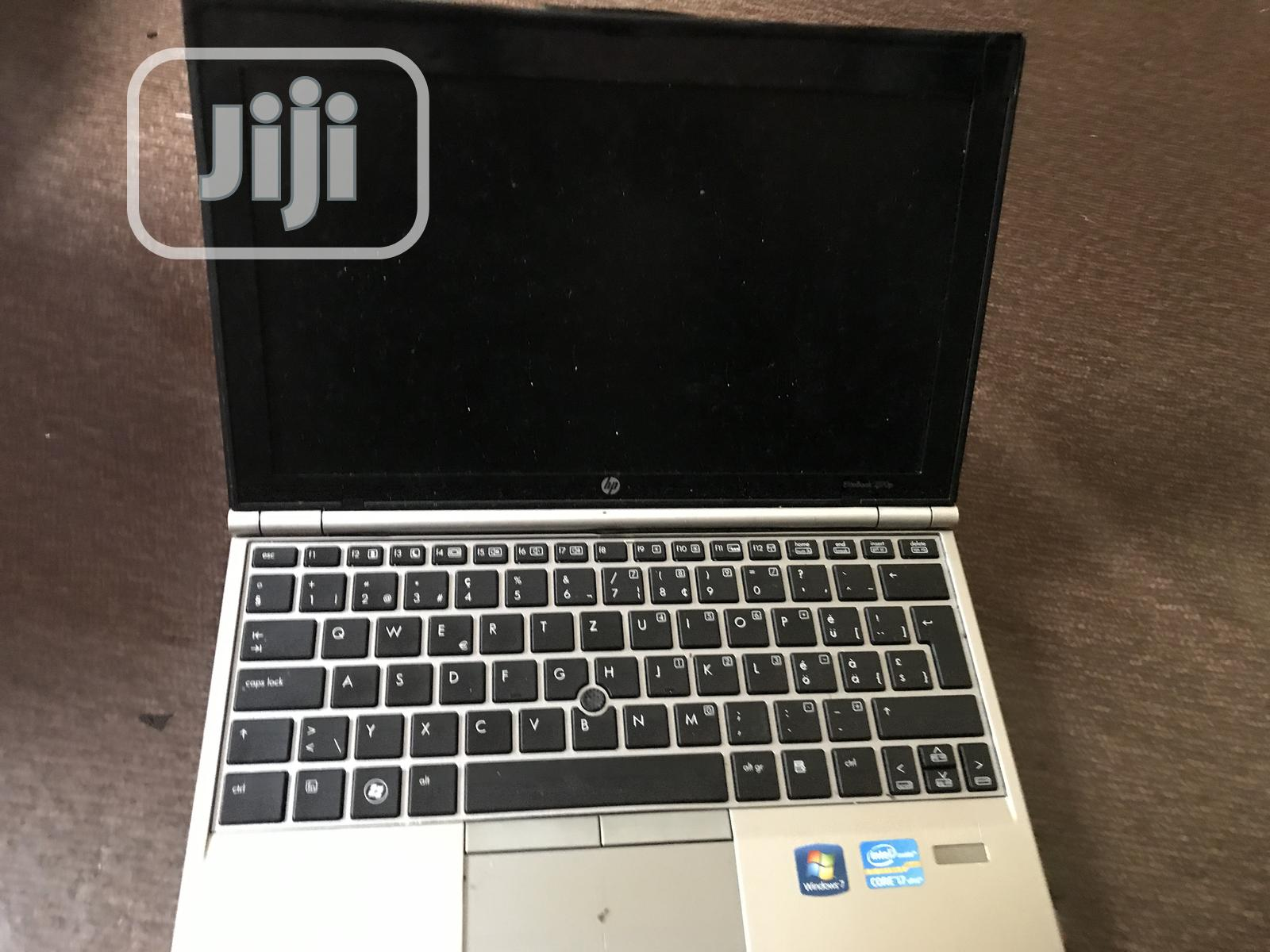 Laptop HP EliteBook 2170P 8GB Intel Core I7 HDD 750GB | Laptops & Computers for sale in Alimosho, Lagos State, Nigeria