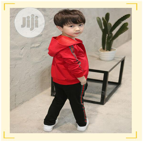 3 in 1 Kids Joggers 3-7 Years