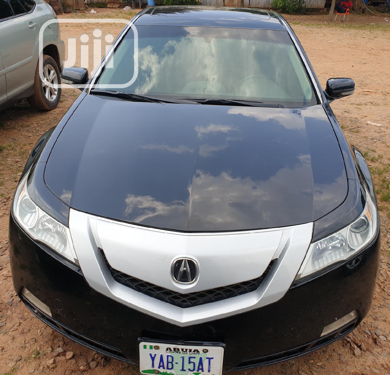 Archive Acura Tl Sh Awd 2010 Black In Central Business Dis Cars Hadi Abubakar Jiji Ng