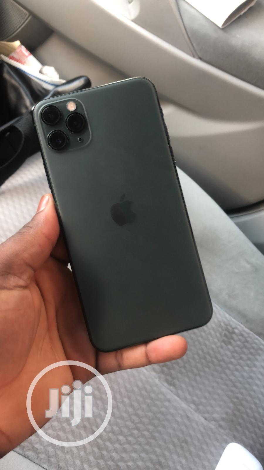 Apple iPhone 11 Pro Max 64 GB Green | Mobile Phones for sale in Mushin, Lagos State, Nigeria