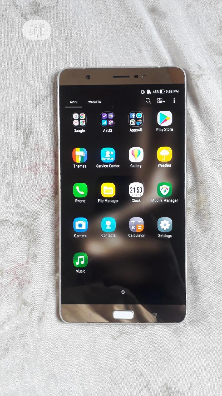 Asus Zenfone 3 Ultra ZU680KL 128 GB Gold   Mobile Phones for sale in Apapa, Lagos State, Nigeria