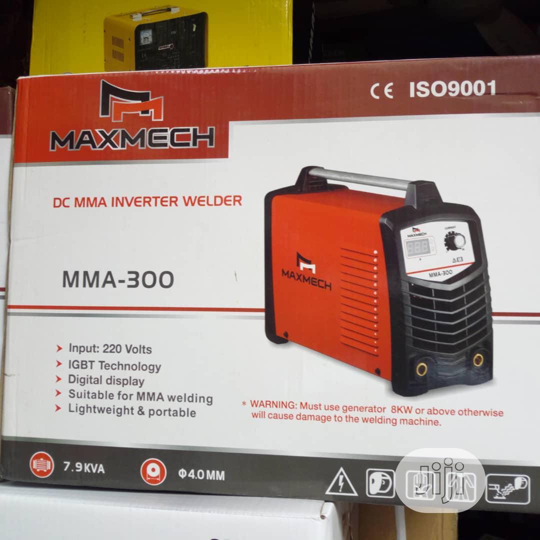 Inverter DC Arc Welding Machine 300A