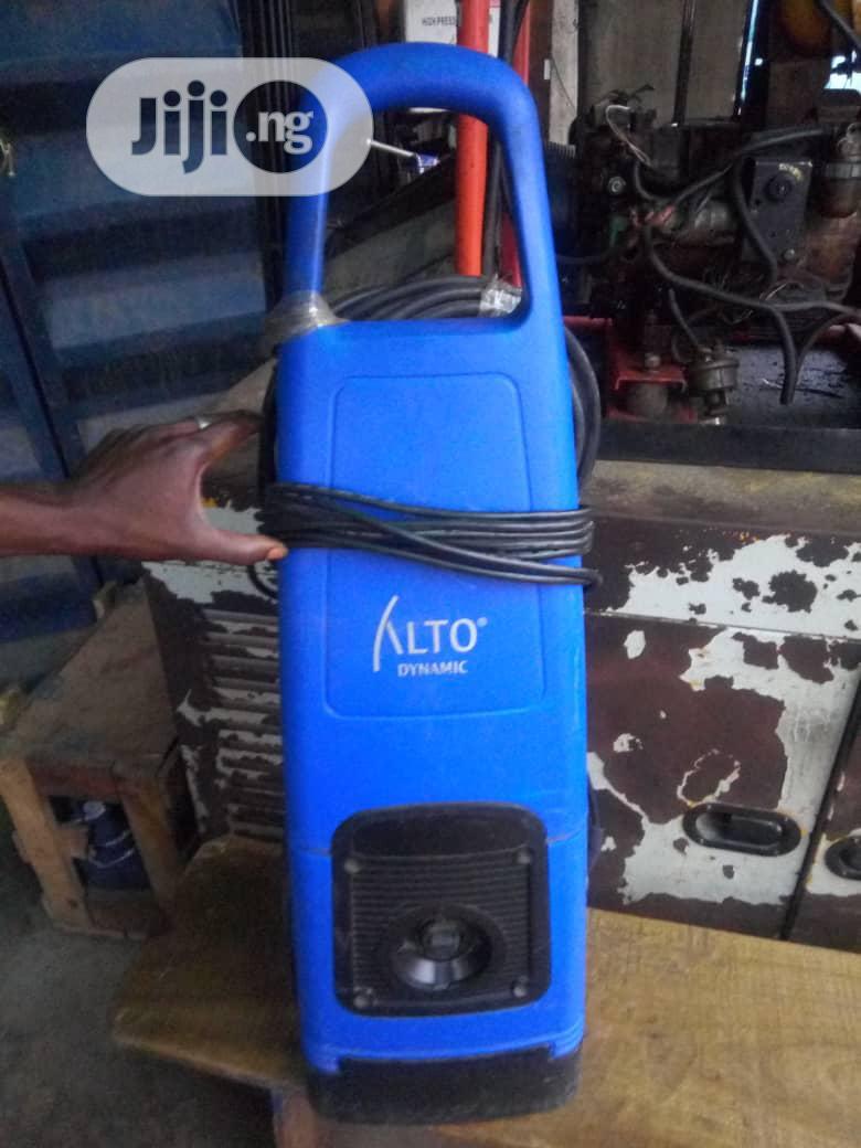Electric High Pressure Washing Machine