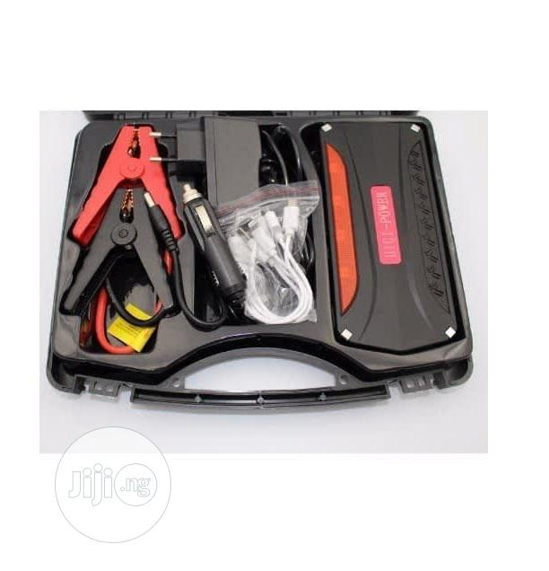 12V Multi-Function Jump Starter With In-Built Hammer-A11