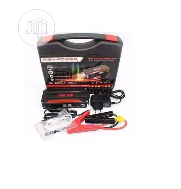 12V Multi-Function Jump Starter With In-Built Hammer-A11   Vehicle Parts & Accessories for sale in Alimosho, Lagos State, Nigeria