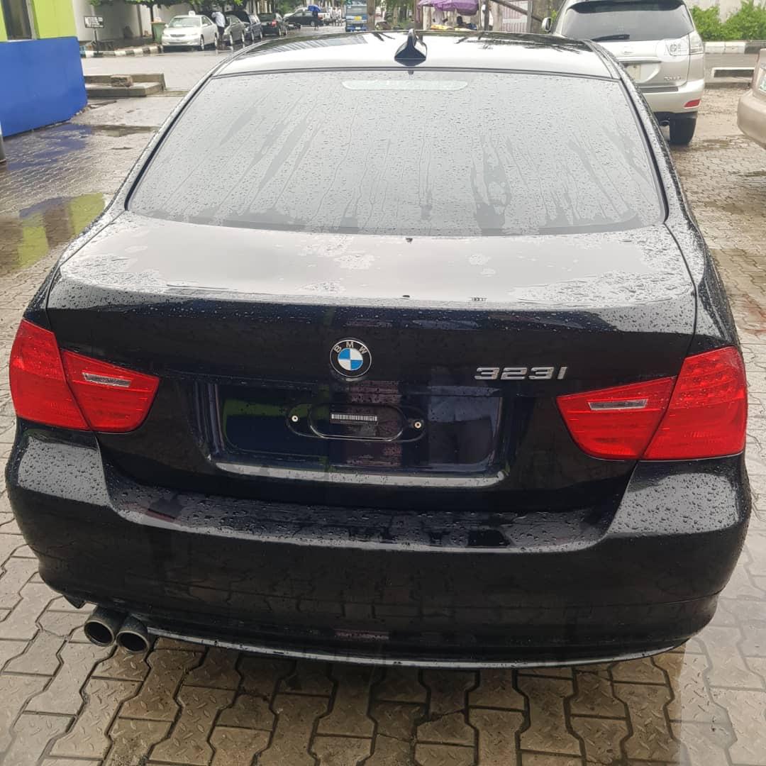 BMW 323i 2010 Black | Cars for sale in Victoria Island, Lagos State, Nigeria