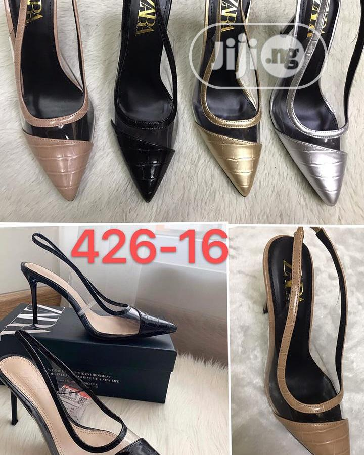 Pencil Heel Shoe for Ladies/Women Available in Sizes | Shoes for sale in Lagos Island (Eko), Lagos State, Nigeria