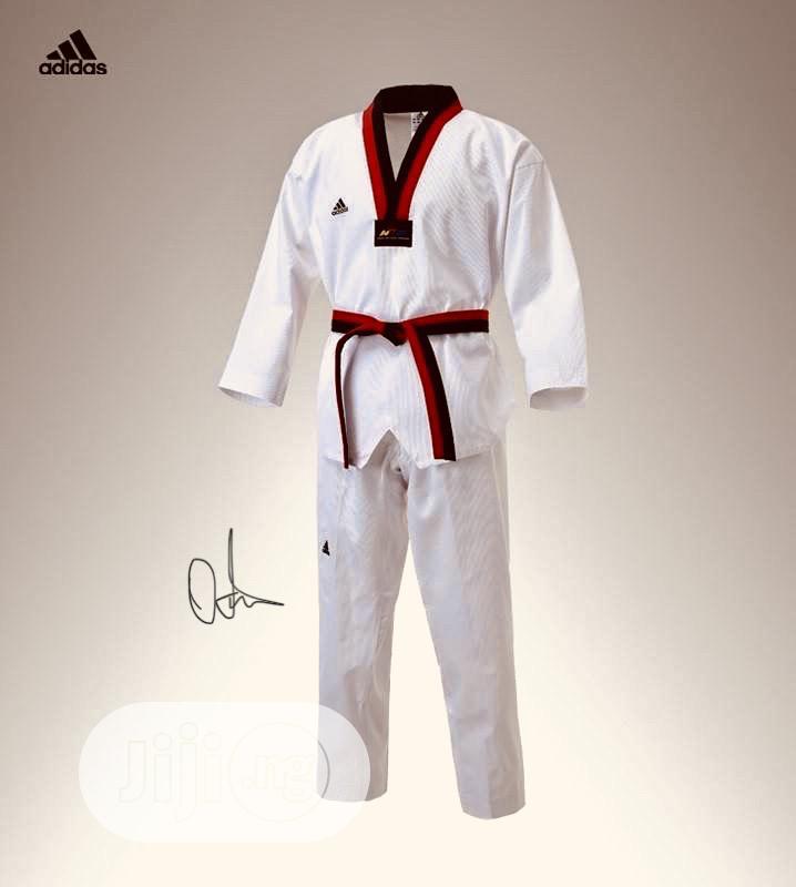 Adidas Taekwondo Uniform (Dubok)