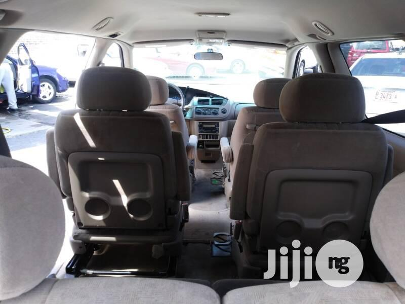 Toyota Sienna 2003 LE Gold | Cars for sale in Port-Harcourt, Rivers State, Nigeria