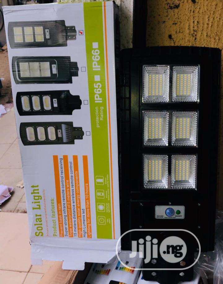 200w All In One Solar Lights