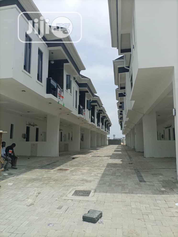Archive: Beautiful 4 Bedroom Terrace Duplexe For Rent