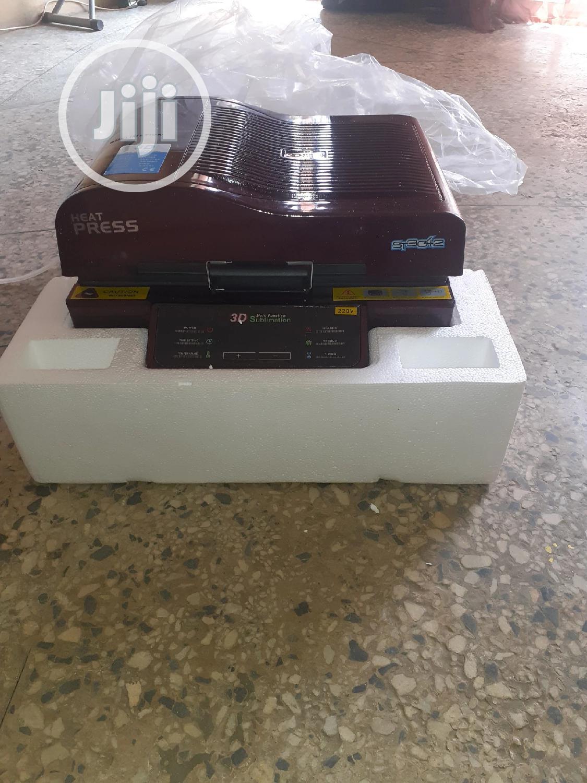 Archive: 3D Sublimation Vacuum Heat Press Machine