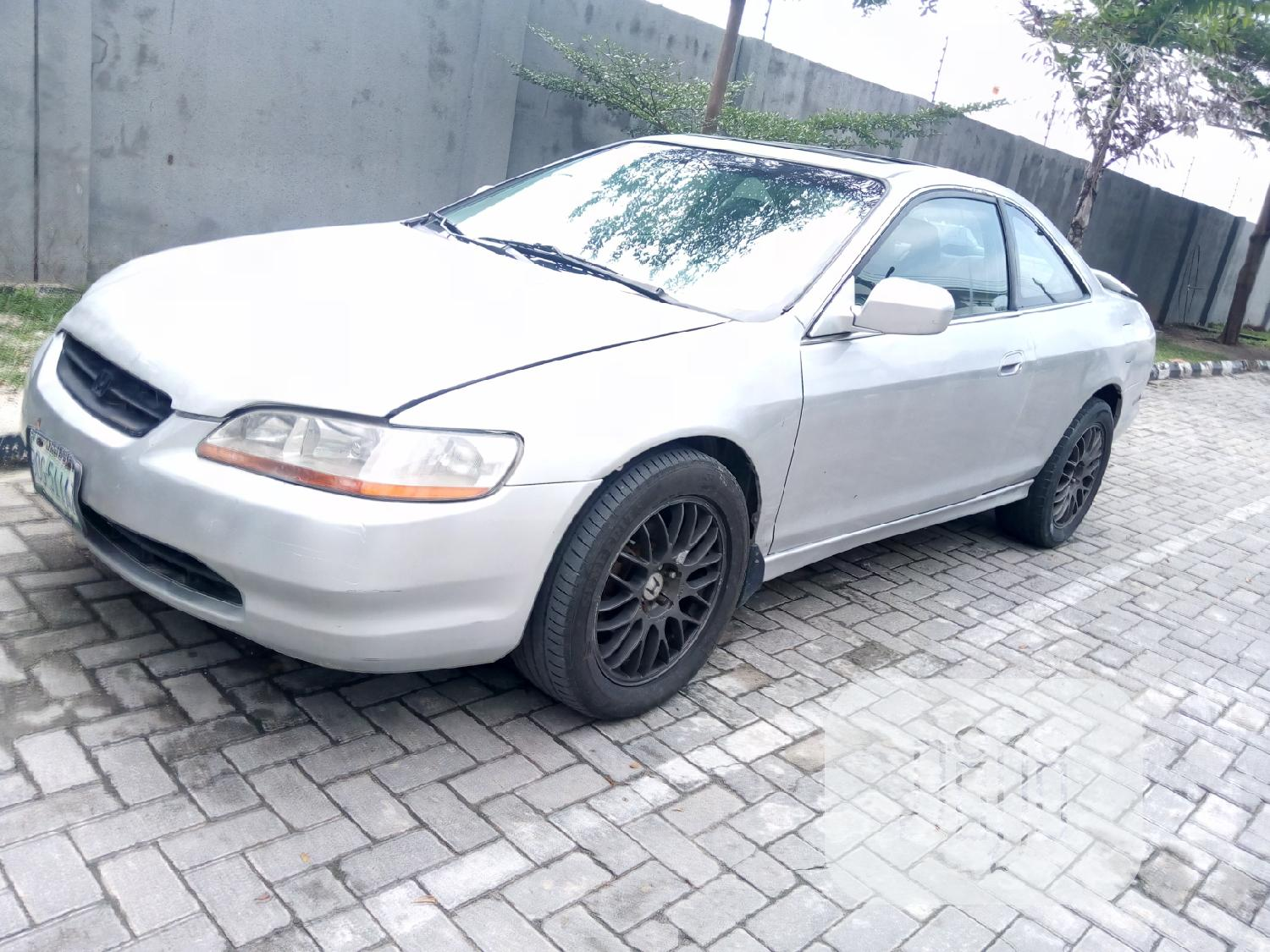 Archive Honda Accord Coupe 2003 Silver In Ajah Cars Ivs Global Services Jiji Ng