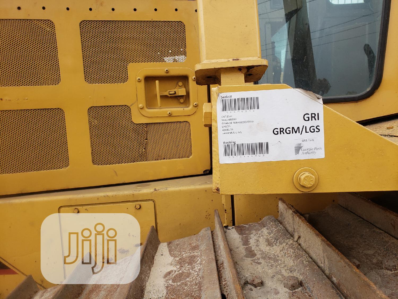 Tokunbo Caterpillar Bulldozer D6H   Heavy Equipment for sale in Ajah, Lagos State, Nigeria