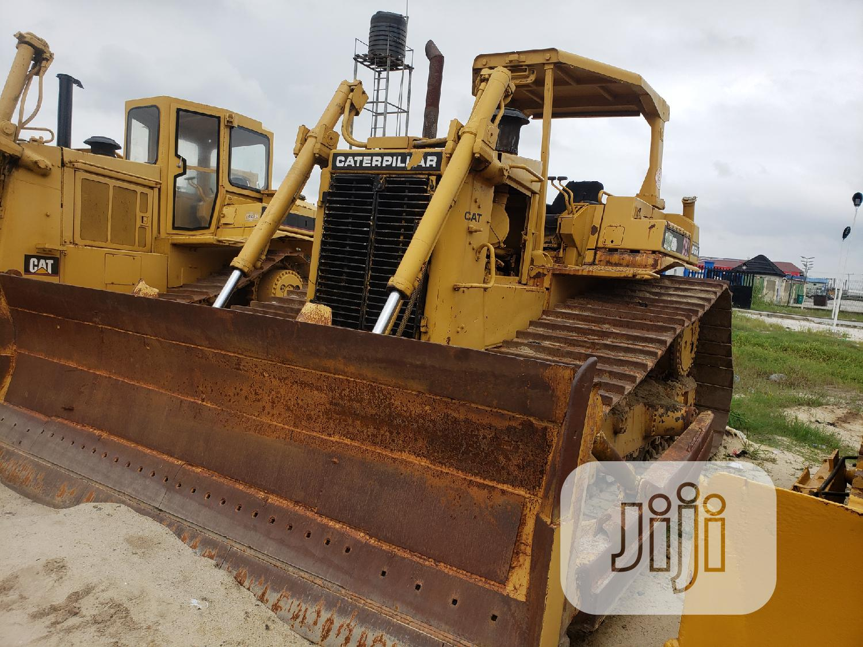 Sharp Tokunbo Caterpillar Bulldozer D6H 1997 | Heavy Equipment for sale in Ibeju, Lagos State, Nigeria