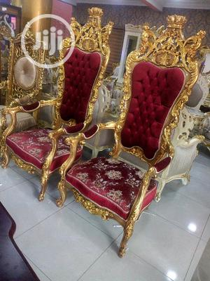 New Quality Royal Chair | Furniture for sale in Lagos State, Surulere