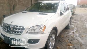 Mercedes-Benz M Class 2008 White | Cars for sale in Lagos State, Amuwo-Odofin
