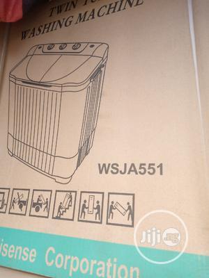 Hisense Washing Machine 5kg | Home Appliances for sale in Lagos State, Lekki