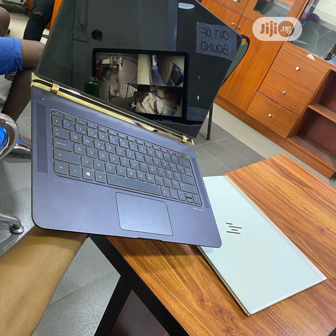 Archive: Laptop HP Spectre 13 8GB Intel Core I7 SSD 256GB
