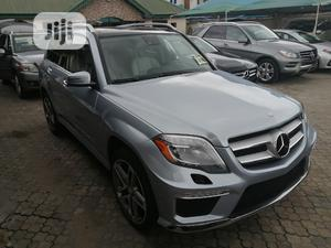 Mercedes-Benz GLK-Class 2013 350 4MATIC Blue | Cars for sale in Lagos State, Apapa