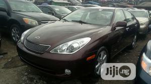 Lexus ES 2006 Red | Cars for sale in Lagos State, Apapa