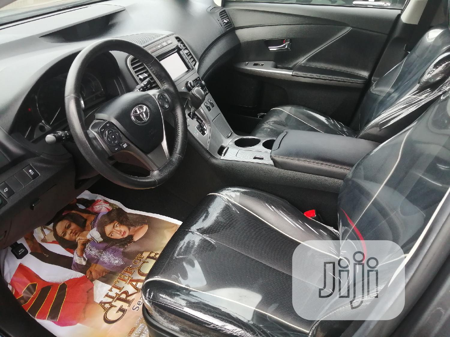 Toyota Venza 2013 Limited AWD V6 Gray   Cars for sale in Apapa, Lagos State, Nigeria