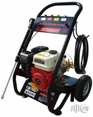 New Strong & Durable Pressure Washing Machine 6.5hp. | Garden for sale in Lagos State, Ojo