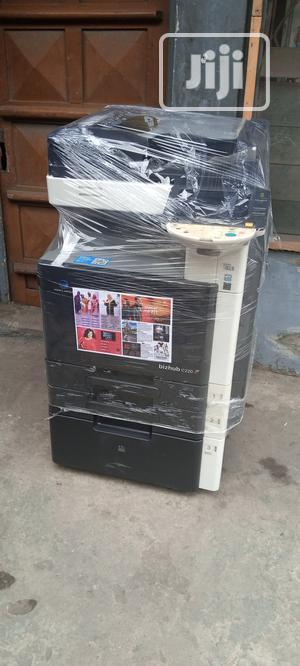 Konica Minolta Bizhub C220 Direct Image | Printers & Scanners for sale in Lagos State, Surulere