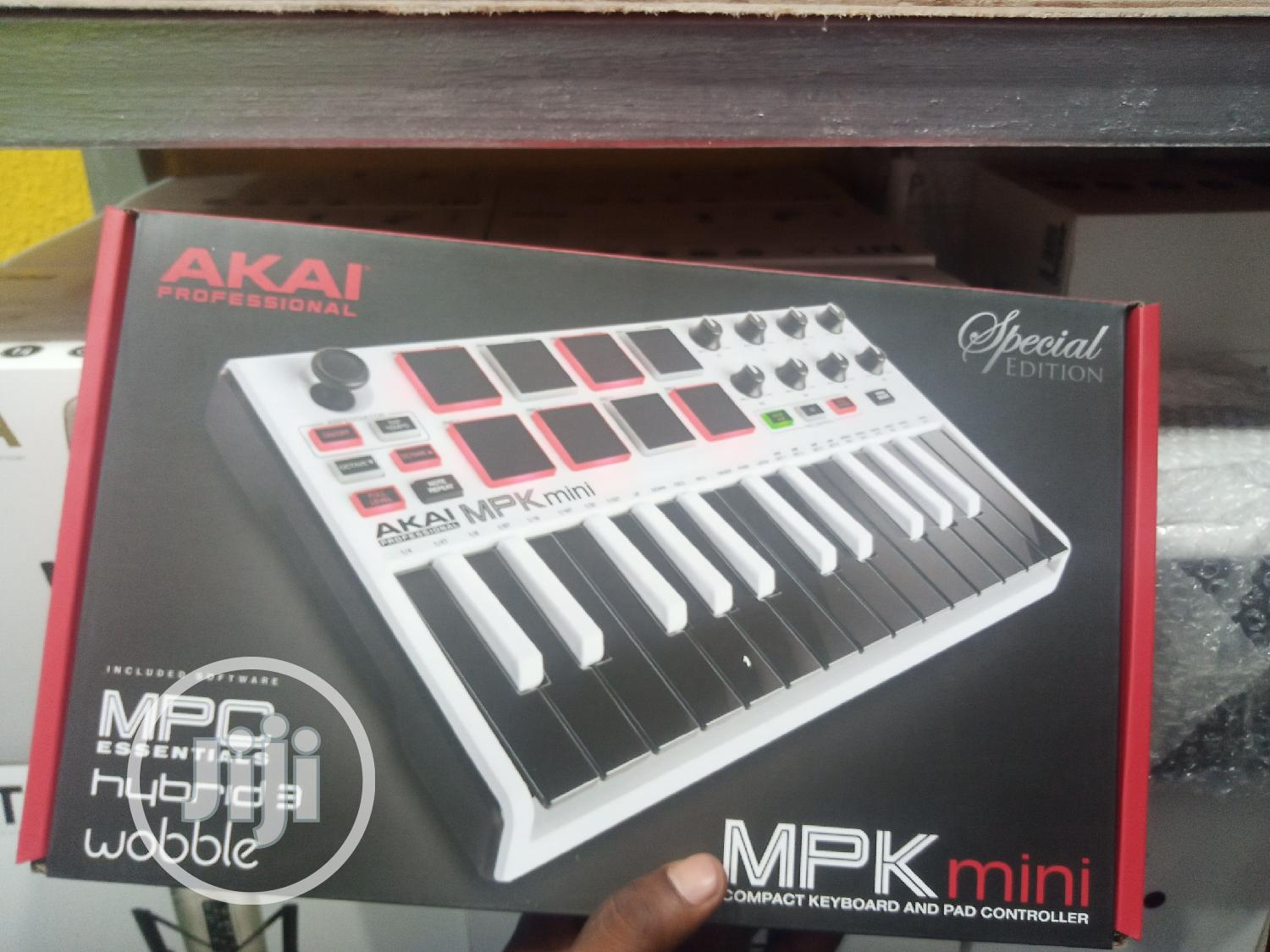 Archive: Akai Mpk Mini Play