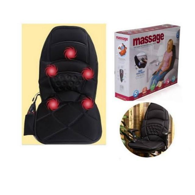 Car Seat Or Home Robotic Cushion Massage   Sports Equipment for sale in Surulere, Lagos State, Nigeria