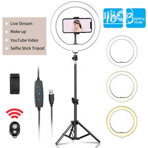 10inch LED Ring Light Photography Selfie Ring Lighting   Accessories for Mobile Phones & Tablets for sale in Lagos State, Alimosho